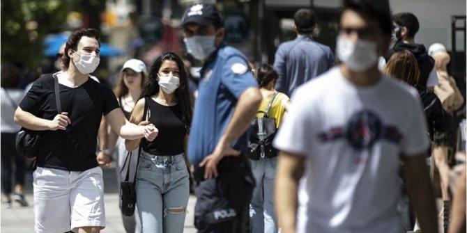 Ankara'da 1045 Kişiye Maske Cezası