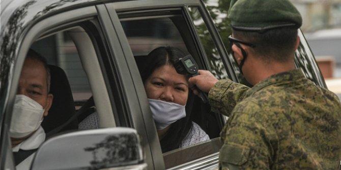 Filipinler'in başkentinde sokağa çıkma yasağı yeniden uygulanabilir