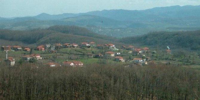 Zonguldak'ta bir köyde uygulanan karantina kaldırıldı