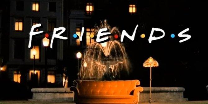 Friends'e 14 Günlük Karantina