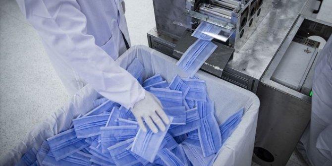 Maske ve koruyucu giysi ihracatı geçen yıla göre yüzde 986 arttı