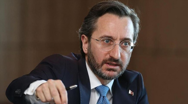 İletişim Başkanı Altun'dan Cumhuriyet Gazetesi'ne tazminat davası