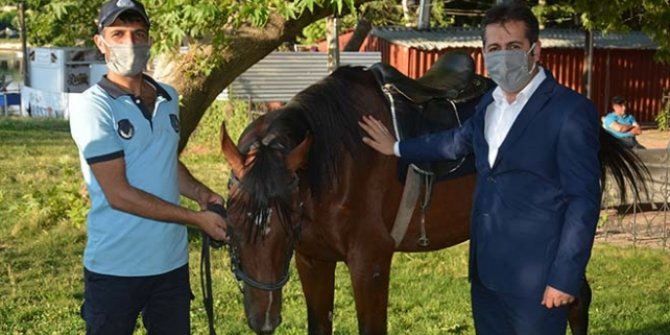 Kahramanmaraş'ta atlı zabıtalar göreve başladı