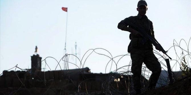 Zeytin Dalı bölgesinde 3 PKK/PYD'li terörist yakalandı