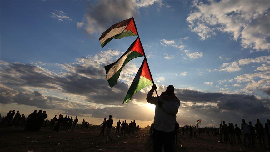 Hamas: Halkımız, İsrail planlarına karşı güç yetirmenin kapsamlı bir direnişle mümkün olduğunu iyi biliyor