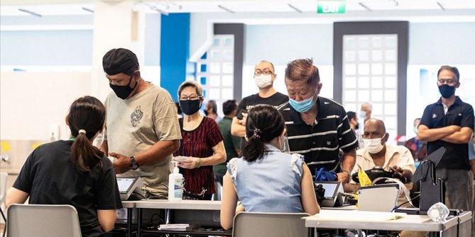 Singapur'da genel seçimler Kovid-19'un gölgesinde başladı