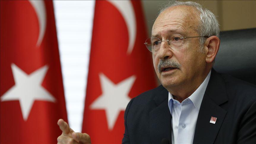 CHP Genel Başkanı Kılıçdaroğlu: Hiçbir belediyemizde yönetici kadrolarına müdahale edilmesini doğru bulmam