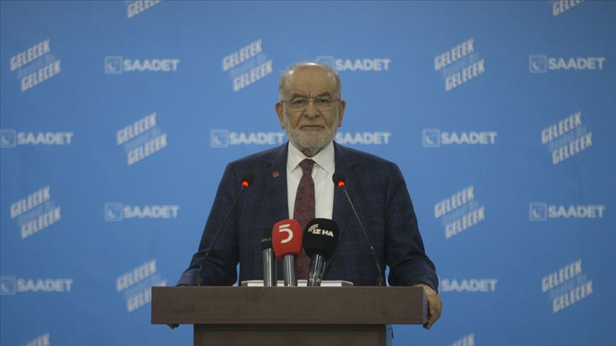 Karamollaoğlu: Danıştay'ın Ayasofya kararını takdirle karşılıyorum