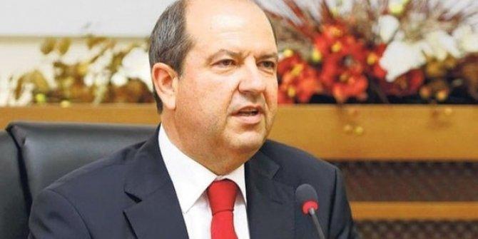 KKTC Başbakanı Tatar: Türkiye, tarihine sahip çıkmıştır