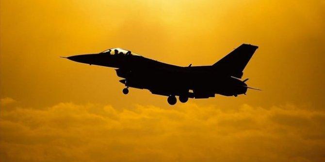 Suriye'de İran destekli gruplara hava saldırısı