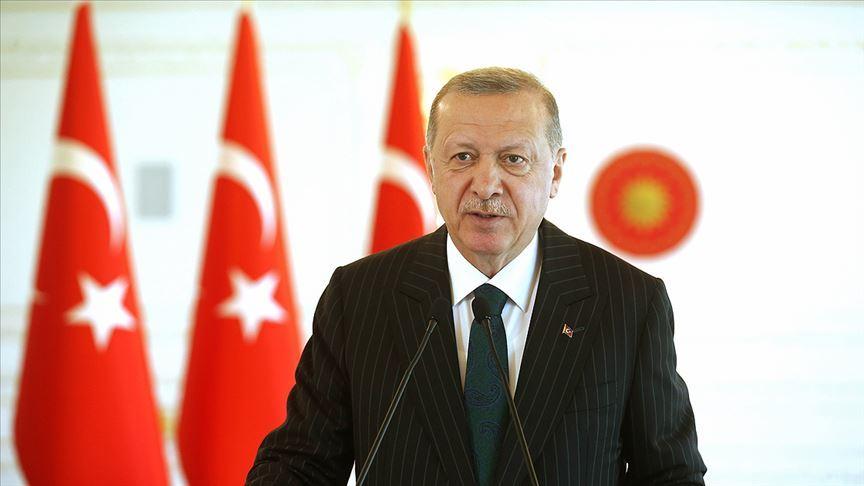 Cumhurbaşkanı Erdoğan: Milletimizin ne istediğine bakarak bu kararı aldık