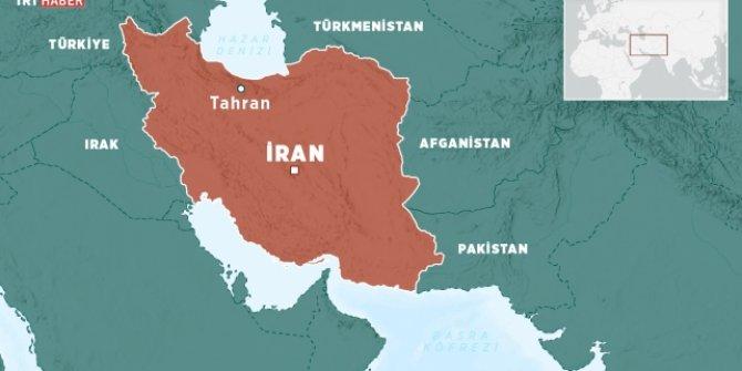 İran'ın güneyindeki petrokimya fabrikasında yangın çıktı