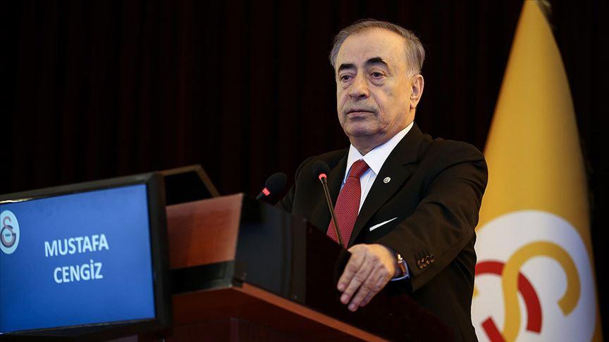 Galatasaray'da kurullar başkan Mustafa Cengiz başkanlığında toplandı