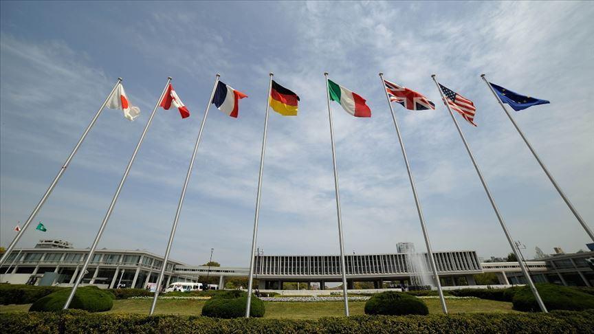 """G7 maliye bakanlarından """"borçları askıya almayı tam olarak uygulama"""" çağrısı"""