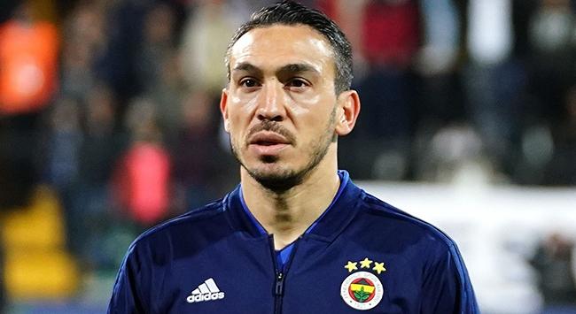 Fenerbahçe'de Mevlüt Erdinç ameliyat edildi