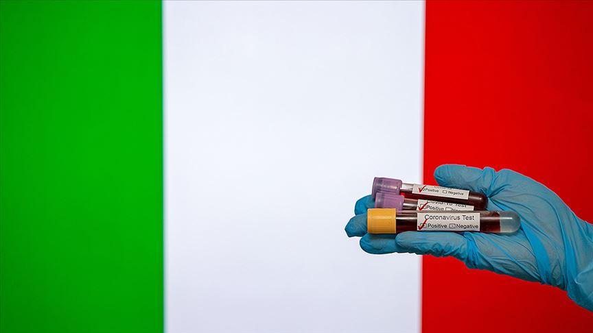 İtalya'da Kovid-19'dan ölenlerin sayısı 34 bin 967'ye yükseldi