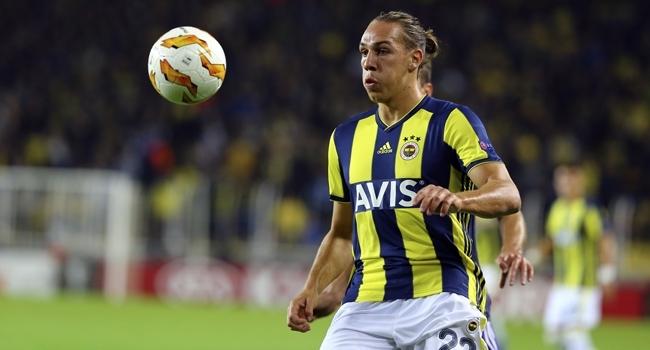 Michael Frey Fenerbahçe'ye geri döndü