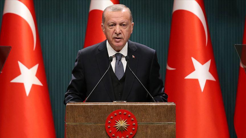 """Erdoğan'dan Ermenistan'a uyarı: """"Bu saldırı Ermenistan'ın çapını aşan bir hadisedir"""""""