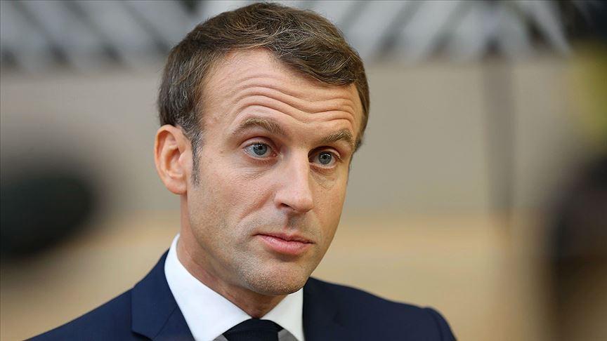 Macron tecavüzle suçlanan İçişleri Bakanı Darmanin'i savundu