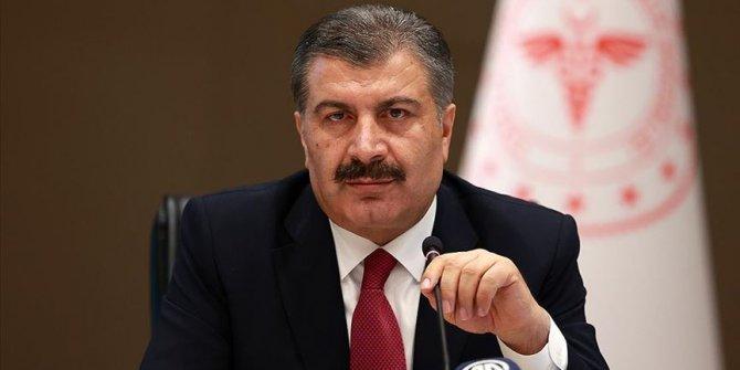 Sağlık Bakanı Koca: Yeni iyileşen hasta sayımız yeni vaka sayısından fazla