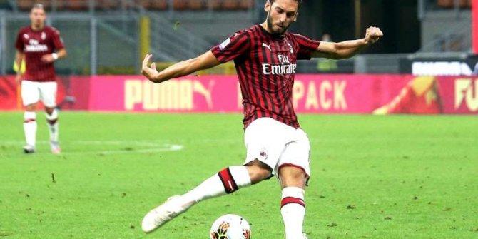 Çalhanoğlu Milan'ı Uçurdu