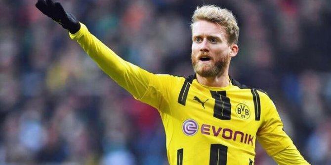 Dortmund'da Schürrle ile Yollar Ayrıldı