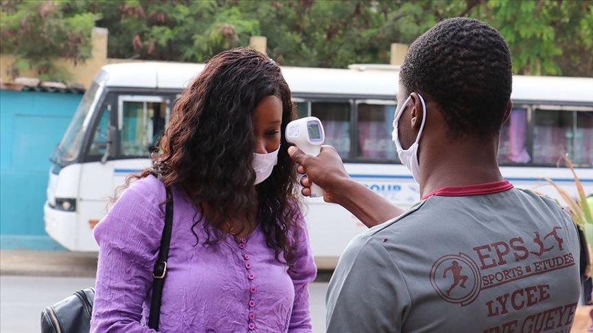 Afrika'da vaka sayısı 930 bini aştı