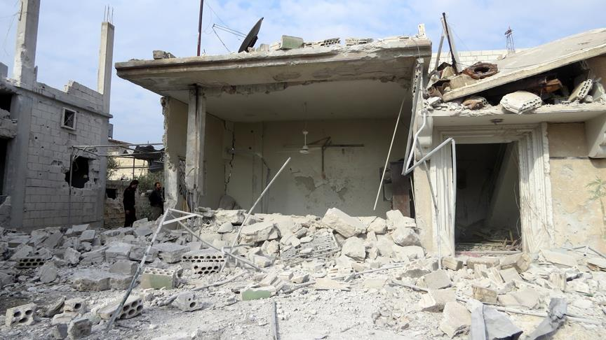 İdlib'de 2 haftada 58 sivil öldü