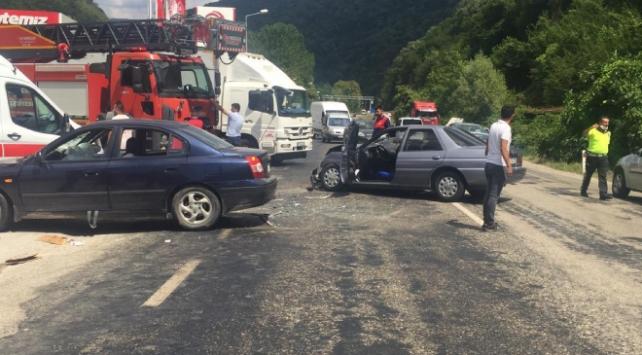 Bayramın ilk gününde trafik kazaları 4 can aldı