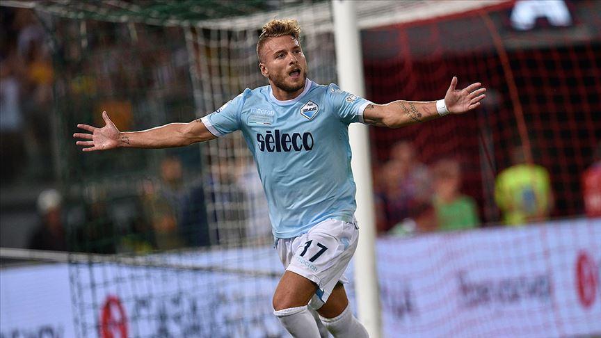 Immobile İtalya Serie A gol krallığını ve Altın Ayakkabı ödülünü kazandı