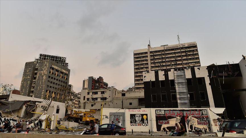 Beyrut'taki patlamada THY personeli hafif yaralandı
