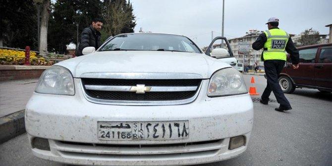 Göç İdaresi: Suriyeliler araçları için MTV, muayene ücreti gibi ücretleri ödemekle yükümlü