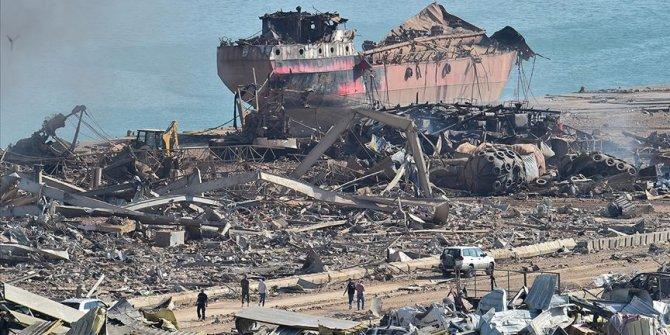 Beyrut'taki patlamanın ağır bilançosu yavaş yavaş ortaya çıkıyor