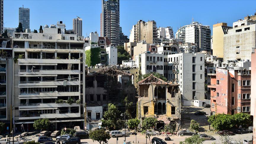 Beyrut Limanı'ndaki patlama Lübnan'ın kalbine ağır hasar verdi