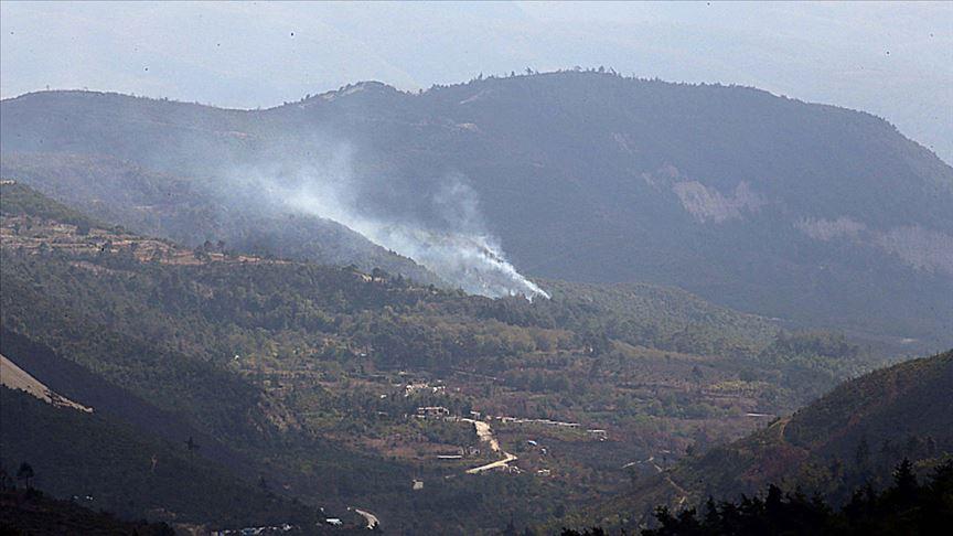 Muhalifler Türkmen Dağı'nda rejim güçlerinin düzenlediği sızma girişimini püskürttü