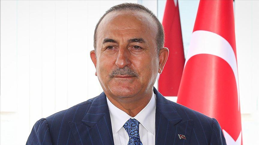 Dışişleri Bakanı Çavuşoğlu'ndan Yunanistan-Mısır arasındaki deniz anlaşmasına ilişkin açıklama
