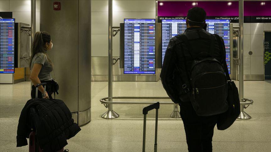 ABD Kovid-19 nedeniyle ilan ettiği 4. seviye global seyahat uyarısını kaldırdı