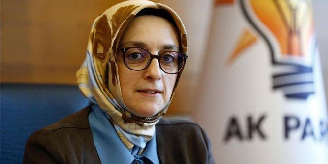 AK Parti Kadın Kolları Başkanı Çam: AK Parti Genel Merkezimiz Dilipak aleyhinde yargıya başvurmuştur