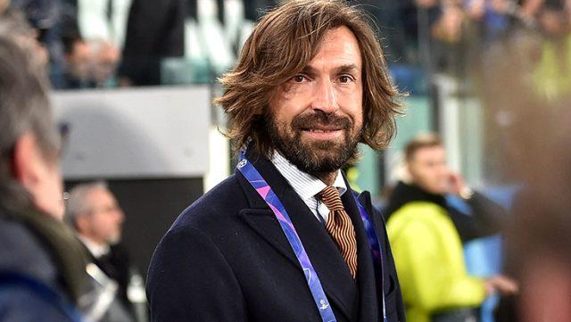 Juventus, takımın başına Andrea Pirlo'yu getirdi