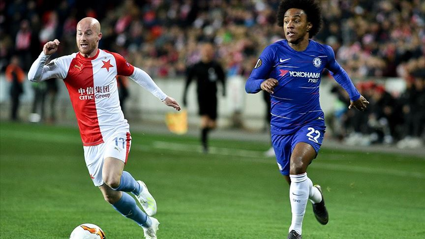 Willian Chelsea'ye veda etti
