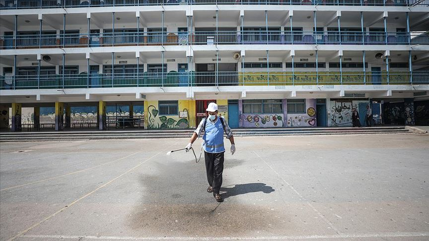 Gazzeli yetkililerden Kovid-19'la mücadelede 'en tehlikeli' dönem vurgusu