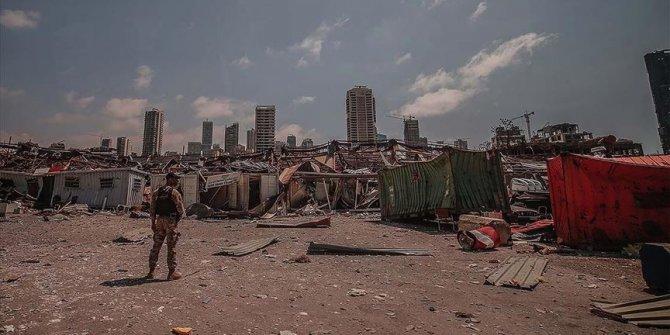 Lübnan Beyrut Limanı'nın altında 'yerel bir örgüte ait tünel olduğu' iddialarını yalanladı