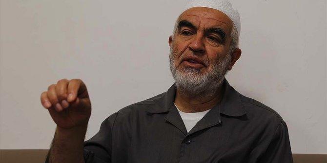 Şeyh Raid Salah: İşgal kuvvetleri Mescidi Aksa'yı yıkmak istiyor