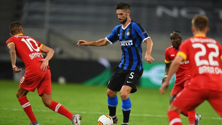UEFA Avrupa Ligi'nde Inter yarı finale yükseldi