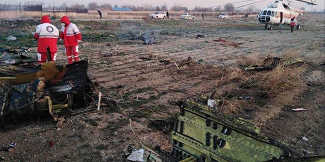 İran ile Ukrayna arasında düşürülen yolcu uçağının tazminatı konusunda anlaşmazlık