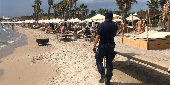 Çeşme'de Kovid-19 tedbirlerine uymayan 5 işletmeye kapatma cezası
