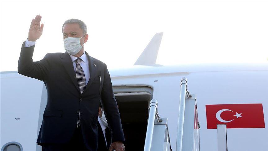 Milli Savunma Bakanı Akar İtalya'ya gidiyor