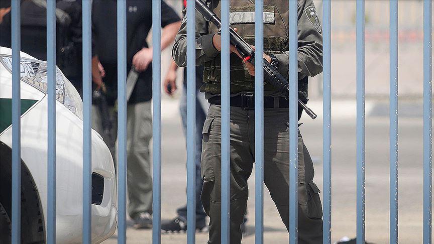 İsrail sınır polisleri Filistinlilere yönelik gasp ve saldırıyla suçlanıyor