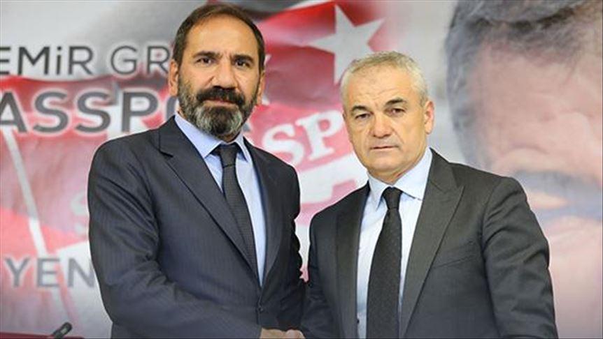 Sivasspor, Rıza Çalımbay ile yeniden anlaştı