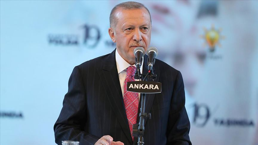 """Erdoğan'dan 'Oruç Reis' açıklaması: """"Bedelini ağır ödersiniz dedik ve ilk cevabı aldılar"""""""